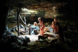 Presepio di Ciciana - La Natività